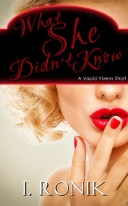 What she didn't know 800 Cover reveal and Promotional